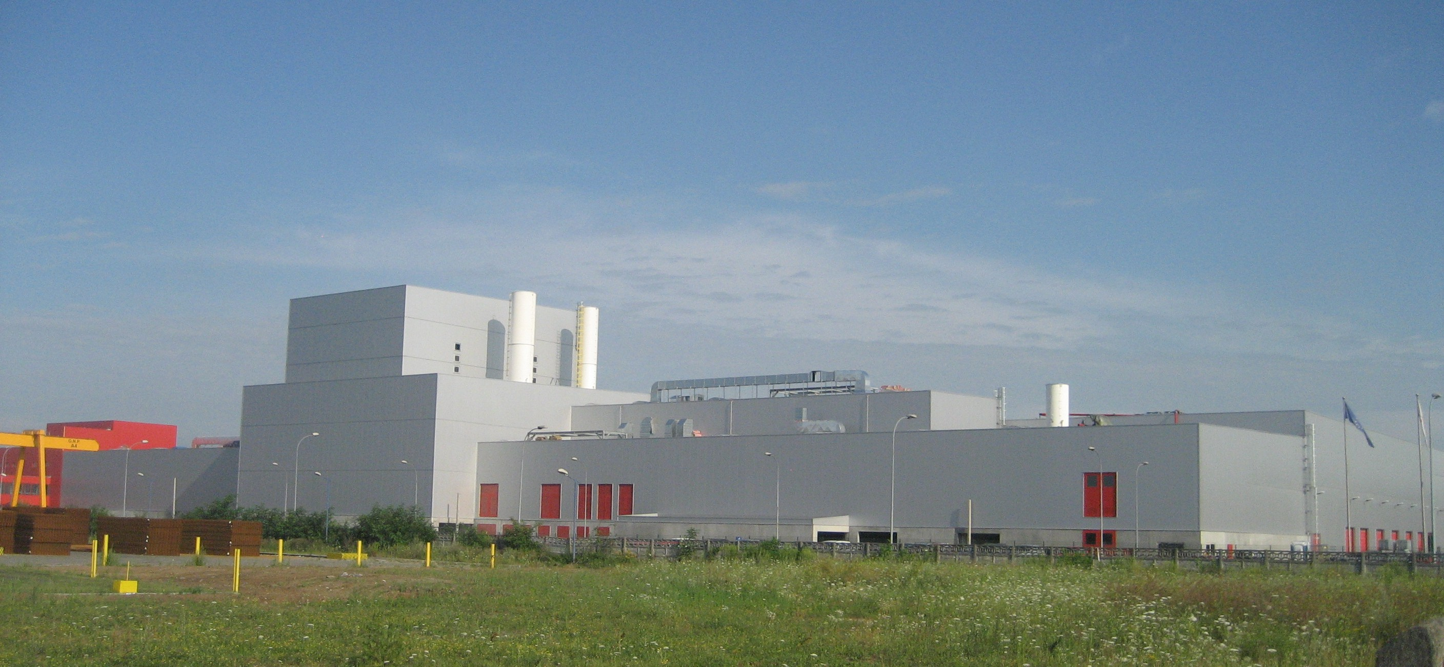 Complete Turn Key Foundry build in Poland